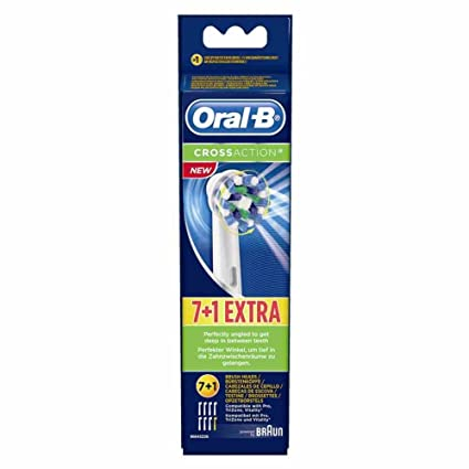 Braun 105275 cepillo de dientes- Cabezal (Color blanco)