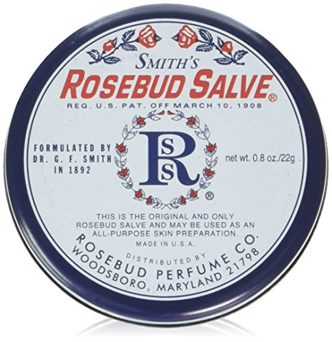 Rosebud Three Lavish Layers Lip Balm - 3