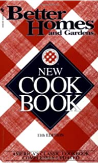 spelndid better home and gardens cookbook. Better Homes  Gardens New Cookbook The Fannie Farmer A Tradition of Good Cooking for a