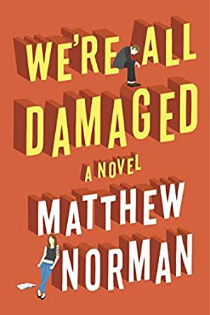 Image result for we're all damaged book