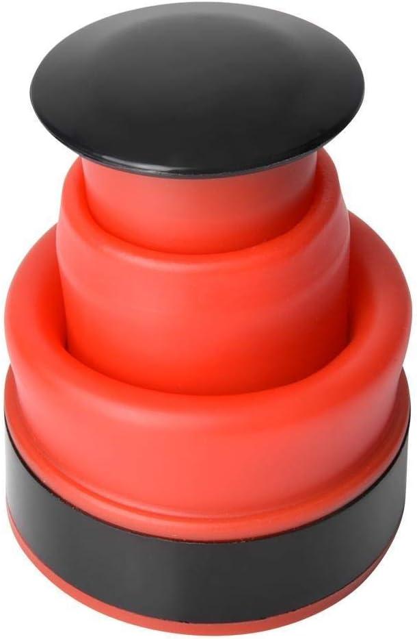 Wolfgo Manuelle Clog-Clog Remover Plunger Kanone Hochdruck Manuelle Air Power Drain Blaster Sink Plunger for Bathr