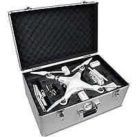 Xit Aluminum Custom Fit Carrying Case for DJI Phantom 3 / 4