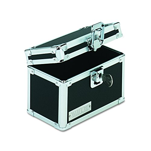 Vaultz VZ01169 Locking Index Card File with Flip Top Holds 350 3 x 5 Cards, -