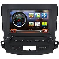 Rupse For 2007 2008 2009 2010 2011 MITSUBISHI OUTLANDER Car DVD Player GPS Navigation