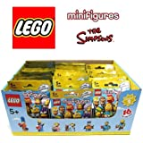 The Simpsons Lego Minifigures 71009 Series 2 Single Packet