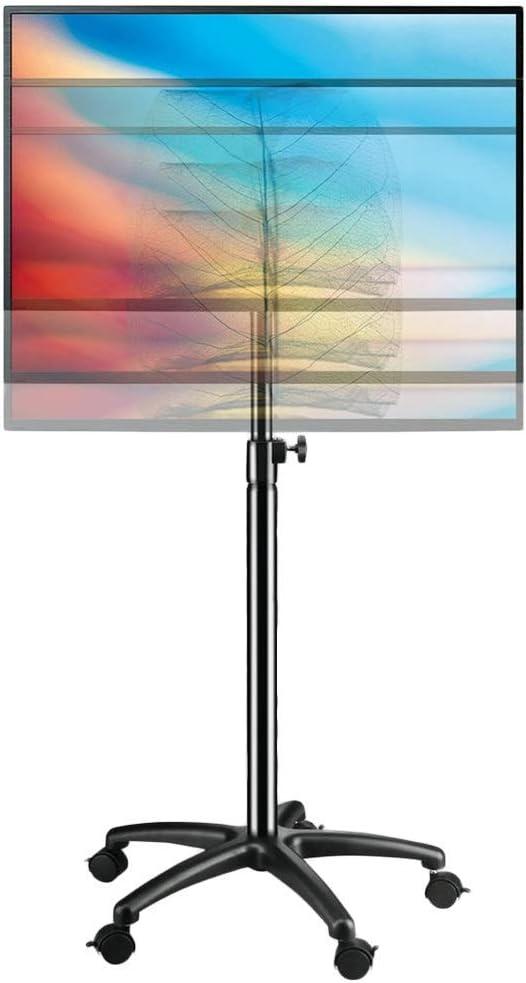 YUIOLIL 14-37 Pulgadas Monitor LCD de computadora Individual Soporte de Escritorio Ajustable Independiente: Amazon.es: Hogar