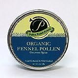 Kyпить Pollen Ranch | Fennel Pollen | Organic Spice | 28 Gram Tin |1 oz. на Amazon.com