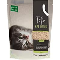 The Natural Paw Company Tofu Cat Litter, 2kg