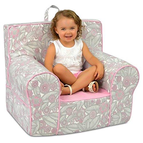 Kangaroo Trading Champion Grab-N-Go Chair Trial Pebbles with Bubblegum Childrens