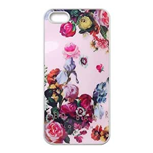 iPhone 5, 5S Phone Case White Ted Baker logo AC8643794