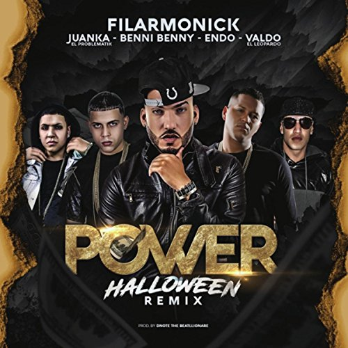Power [Explicit] (Halloween Remix)