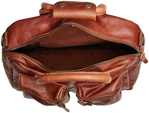 Mixte COWBOYSBAG Portés Marron Main The Little Cognac Sacs 300 Adulte Bag 7wwYFCZxq