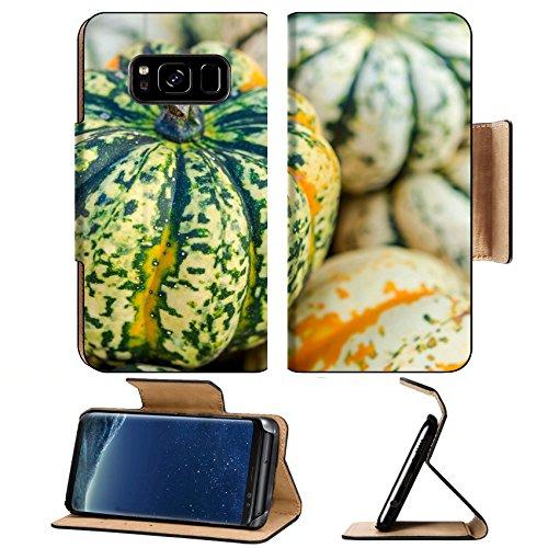 (MSD Premium Samsung Galaxy S8 Flip Pu Leather Wallet Case IMAGE ID 32777522 Lil Pump Kemon)