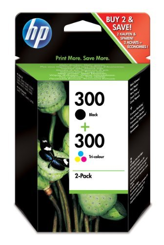 CN637EE HP ENVY 114 e-All-in-One Printer - D411c Cartucho de Tinta negro/color