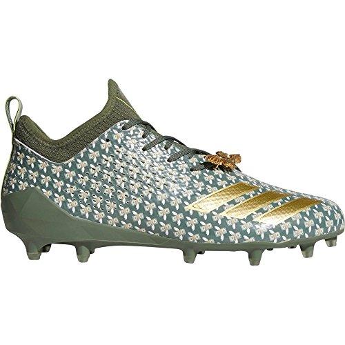 トラブル間公爵夫人(アディダス) adidas メンズ アメリカンフットボール シューズ?靴 adiZERO 5-Star 7.0 7V7 Football Cleats [並行輸入品]