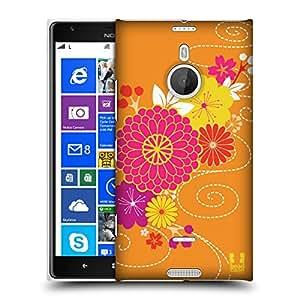 Head Case Designs Sunset Kimono Fashion Protective Snap-on Hard Back Case Cover for Nokia Lumia 1520