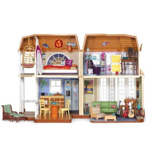 Hannah Montana Malibu Beach House (Hannah Montana Miley Doll)