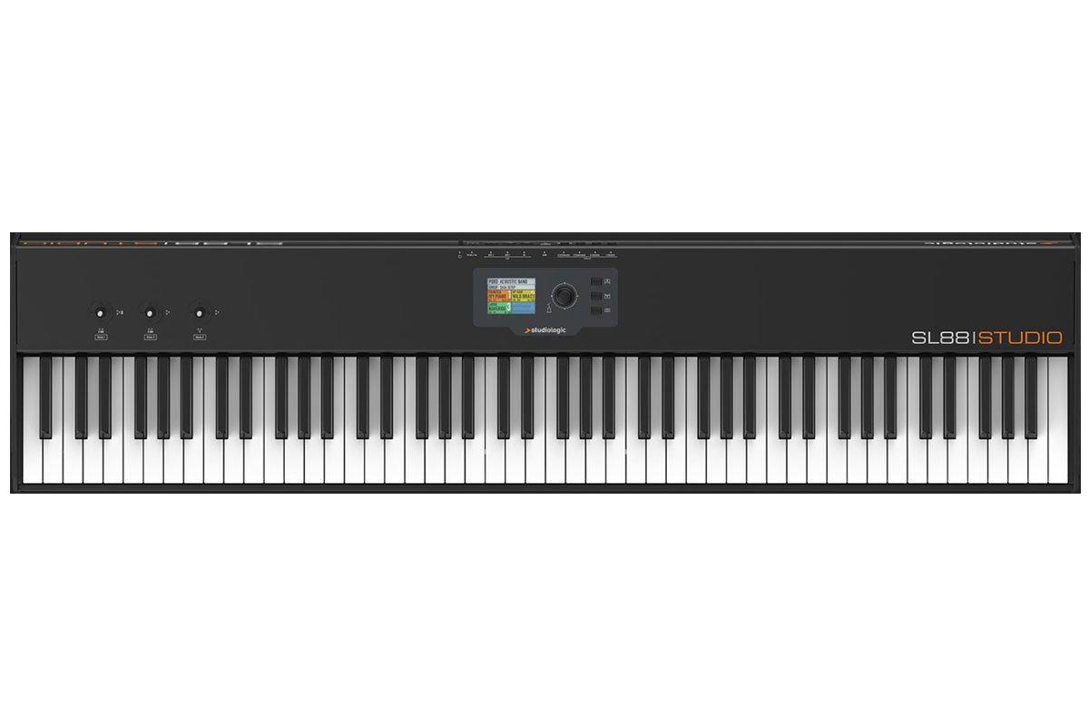 Studiologic スタジオロジック / SL88 STUDIO MIDIキーボードコントローラー   B01HRQKHPM