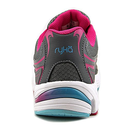 Women's Pink Grey Smw Walking Infinite Pink Shoes Ryka zBdqwRx8w