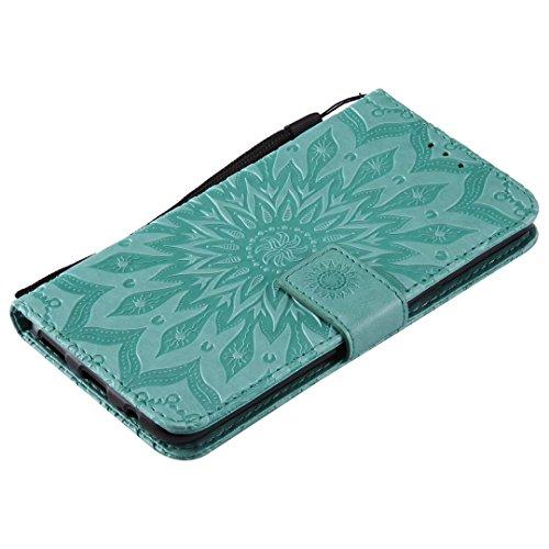 COWX OnePlus 5 Hülle Kunstleder Tasche Flip im Bookstyle Klapphülle mit Weiche Silikon Handyhalter PU Lederhülle für OnePlus 5 Tasche Brieftasche Schutzhülle für OnePlus 5 schutzhülle HEhcCjOQX3