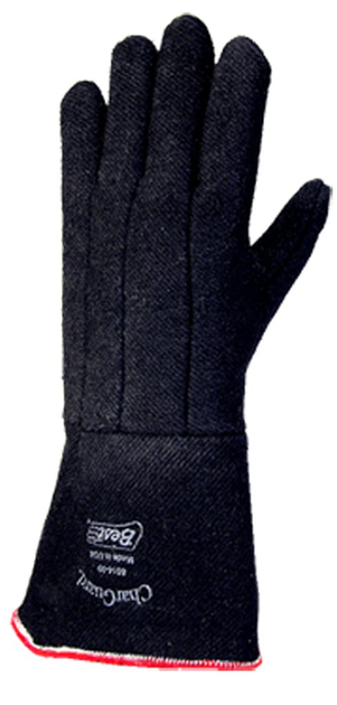 SHOWA 8814 Insulated Non-Woven Heat-Resistant Glove, General Purpose Work, 14'' Length, Medium (Pack of 12 Pairs)