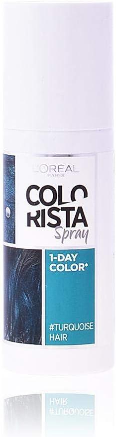 LOréal Paris Colorista Coloración Temporal Colorista Spray - Turquoise Hair