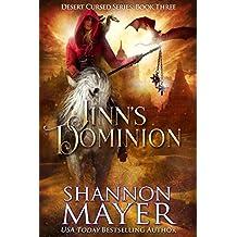 Jinn's Dominion (Desert Cursed Series Book 3)