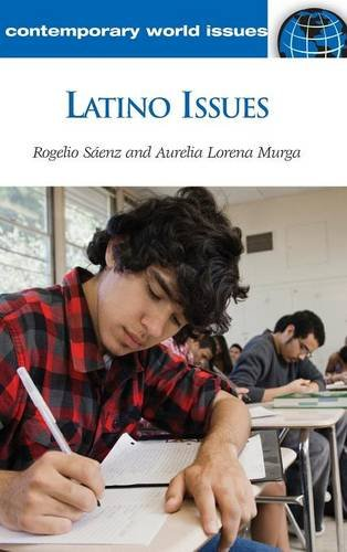 Latino Issues: A Reference Handbook (Contemporary World Issues)