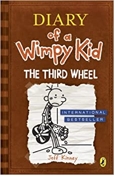 Diary of a wimpy kid the third wheel book review