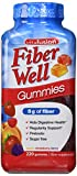 Vitafusion Fiber Well Gummies, 220 Count