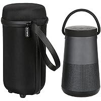 LTGEM EVA Hard Case Travel Protective Carrying Storage Bag for Bose SoundLink Revolve+ Bluetooth Speaker. Fits USB Cable ( Not fits Charging Cradle ).