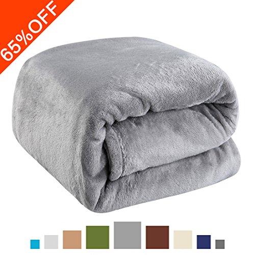 Balichun Luxury Fleece Throw Blanket product image