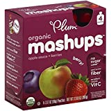 Plum Organics Mashups Mixed Berry 12.69 Ounce