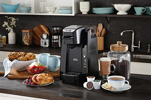 Mr. Coffee BVMC-SC500-1 Single K-Cup Brewing System, 24 oz, Black by Mr. Coffee (Image #2)