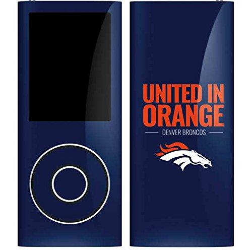 - Denver Broncos iPod Nano (4th Gen) Skin - Denver Broncos Team Motto   NFL X Skinit Skin