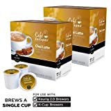 Café Escapes Chai Latte Specialty 160 K-Cup Packs