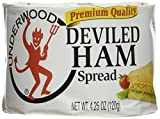 Underwood Deviled Ham 4.25 Oz can - Pack of 4