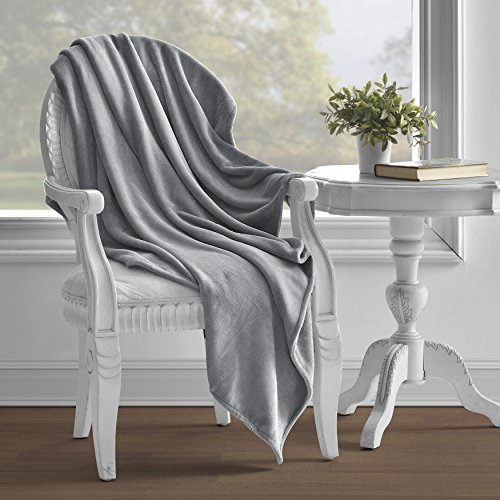-Layer Soft and Cozy Fleece Bed Blanket (Throw 50