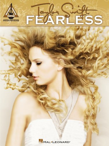 Amazon.com: Taylor Swift - Fearless Songbook (Guitar Recorded ...
