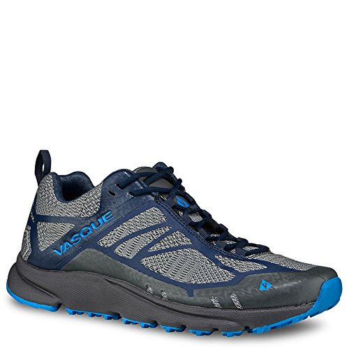 Vasque Men's Constant Velocity II Trail Running Shoes Dress Blues/Neutral Gray 10 M
