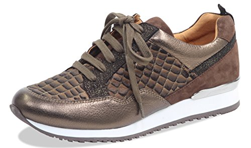9 23602 9 Low Comb Top Brown 21 Women's Caprice Sneakers 019 Rq5xfwE