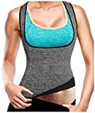 Product review for Gotoly Women Hot Sweat Weight Loss Neoprene Workout Vest Shirt Waist Trainer
