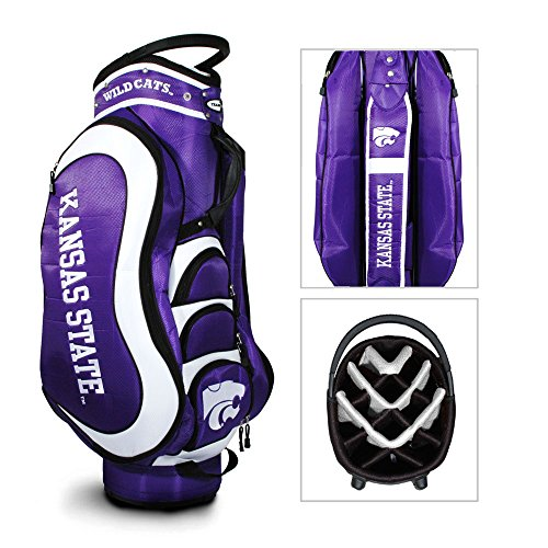 NCAA Kansas State Wildcats Medalist Golf Cart Bag