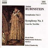 Symphonies I: Sym 1 in F Major / Ivan the Terrible