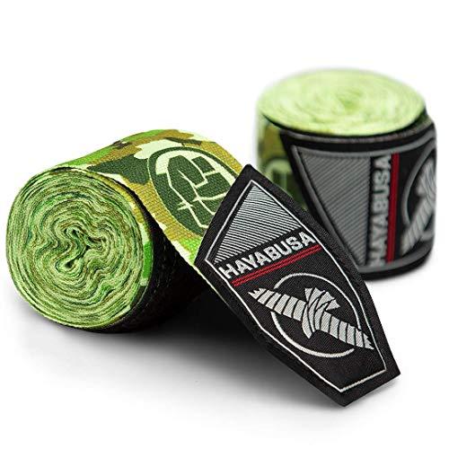 Hayabusa Marvel Hero Elite Hand Wraps - Hulk, 180 Inches