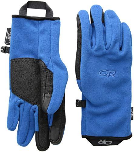 Outdoor Research Men's Gripper Sensor Gloves, Cobalt, Large