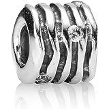 Pandora Damen-Bead  Sterling-Silber 925  KASI 790182CZ