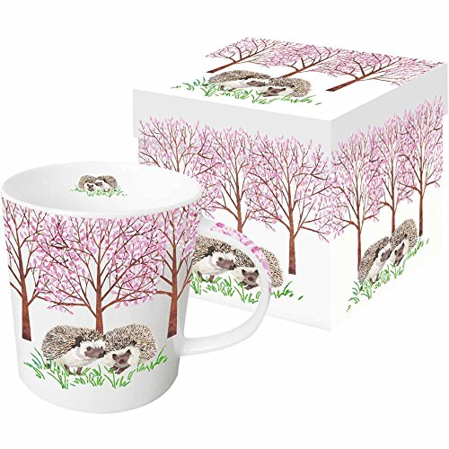 Paperproducts Design Capacity Hedgehogs Multicolor
