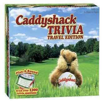Trivia Caddyshack - Caddyshack Trivia - Travel Edition