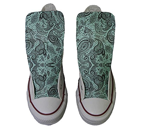 Star Chaussures Paisley artisanal Coutume produit Converse All Elegant Pw45qxUx